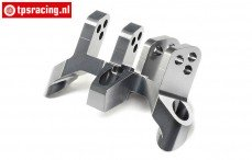 LOS354006 Aluminium as huis/stangen bevestiging, SBR, 1 st.