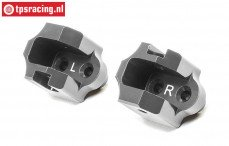 LOS354011 Aluminium draagarm bevestiging, SBR, 2 st