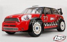 LOSI 5IVE MINI WRC
