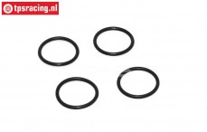 M2009/21 Mecatech expansievat O-ring, 4 st.