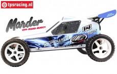 FG6000ER Marder Off-Road Buggy E Brushless 2WD RTR