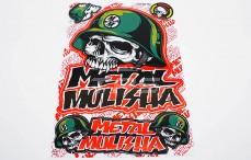 Stickers TPS, (Metal Mulisha), 1 st.