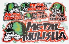 Stickers TPS, (Metal Mulisha 1), 1 st.