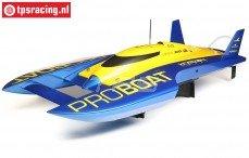 PRB08028, ProBoat UL-19 30 Hydroplane brushless RTR, Set