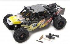 RCMK XCR-1000 Buggy, 4WD, Gespoten Kap