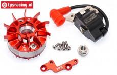TPS1080 TPS® RedRace2 V3 ontsteking on-road, Set