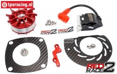 TPS1080 TPS® RedRace2 V2 ontsteking on-road, Set