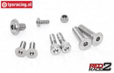 TPS1084/18 TPS® RedRace2 RVS schroeven, Set