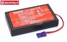 SNW107A10981A Sanwa LiPo 1S-2500 mHa accu, 1 st.