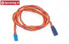 TPS0550/100 Siliconen verleng kabel Gold, (Ø0,6 mm-L100 cm), 1 st.
