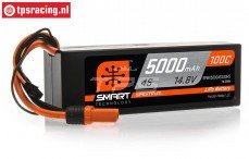 SPMX50004S100H5 4S Smart LiPo accu Hard Case 5000 mHa-100C, 1 st.