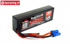 DYNB5025H5 2S LiPo Hard Case accu 5000 mHa-50C, 1 st.