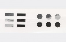 Spektrum sensor toerental stickers, Set
