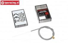 SPM9005 Spektrum SR3100 behuizing, Set