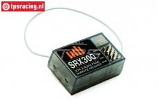SPMSRX300 Spektrum SRX300 Ontvanger, 1 st.