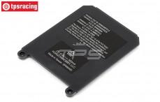 Spektrum batterij klep, DX6R, (SPM9048), 1 st.