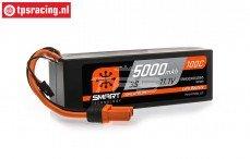 SPMX50003S100H3 3S Smart LiPo accu Hard Case 5000 mHa-100C, 1 st.