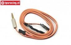 SPMA3081 Spektrum AS3X Ontvanger- Smartfoon kabel, 1 st.