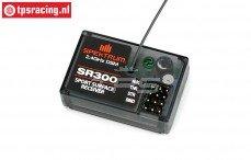SPMSR300 Spektrum SR300 Sport Ontvanger, 1 st.