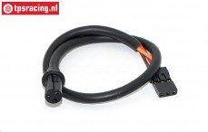 SPMSP3028 Spektrum Z-servo kabel L60 cm, 1 st