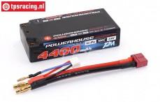 T1344002C 2S LiPo accu Powerhouse 4400 mAh 100C, 1 st.