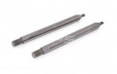 TLR353001 Schokdemper stang, (Ø7-L80 mm), (5B, 5T & MINI), 2 st..
