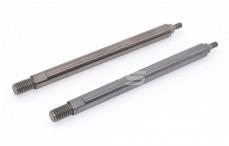 TLR353002 Schokdemper stang, (Ø7-L90 mm), (5B, 5T & MINI), 2 st..