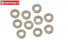 TLR256006 Stalen ring Ø4 mm, 10 st.