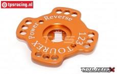 TXLR417 Tourex Big-Speed Reverse plaat voor, 1 st.