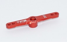 Servo hevel TPS, (25T, L55 mm, Rood), (Aluminium), 1 st.