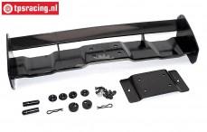 TPS5268 Achterspoiler Dubbel HPI-Rovan B375 mm, Set