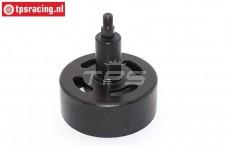 TPS7056/01 Koppeling klok TPS zeskant, (5B-5T-MINI-BWS, Ø15-Ø54 mm), 1 st.