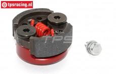 TPS7325 Koppeling TPS Tuning, (8500 toeren), (Ø53 mm), Set