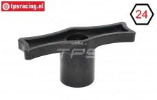 TPS9022 Wielsleutel 24 mm zeskant, 1 st.