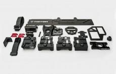 E-motor ombouwset kit, (LOSI 5IVE & MINI WRC), Set