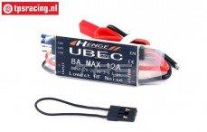 UBEC285 HENGE Ubec voltage regelaar 12A, 1 st.