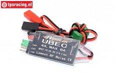 UBEC285 HENGE Ubec voltage regelaar 4A, 1 st.