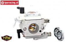 TPSWT-990S Carburateur gelagerd, 1 st.