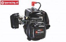 Zenoah G290RC, 29 cc motor, 1 st.
