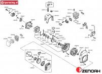 Zenoah G320