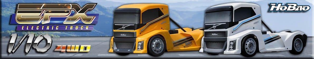 Haboa ESP 1/10 4WD Truck