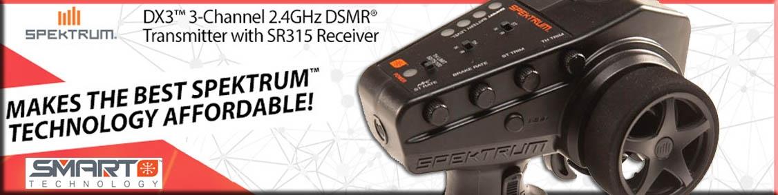 SPEKTRUM DX3 SMART SR315