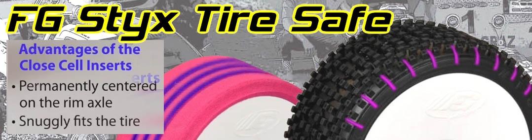 FG Styx Tire Safe banden